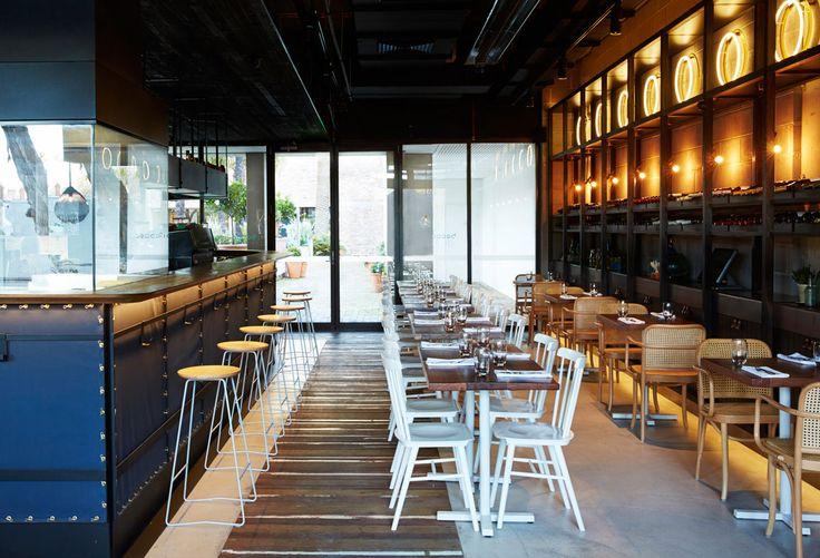 Beccafico Restaurant in Sydney by Matt Woods | Aug 2015