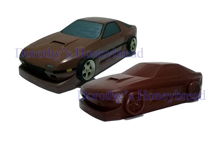 Mazda RX-7 FC3S (unpainted) Extra Large scale