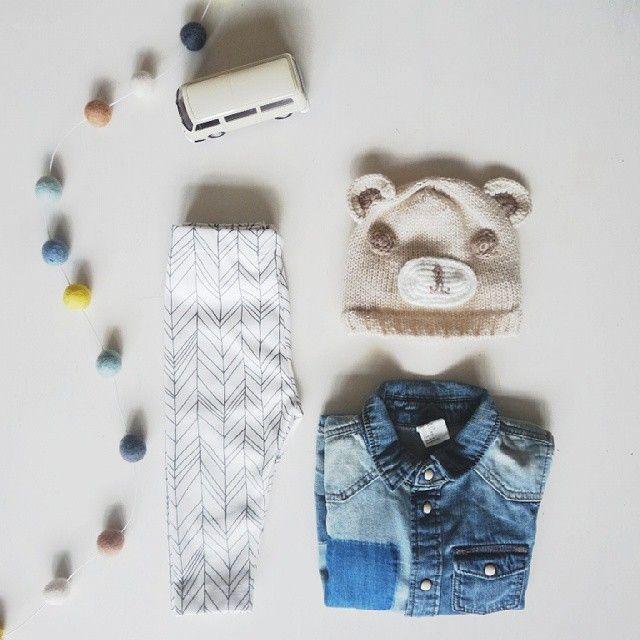 www.minifabrics.blogspot.com #organiccotton #leggings
