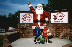 Holiday World Indiana - Well, when you live in Indiana you know you've been to Holiday World many time's.  What a great place out in the middle of know where. Thank's to the Cook's