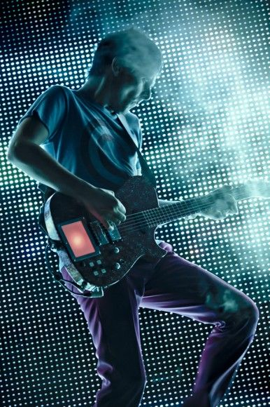 Muse Announce New Album The 2nd Law For September 2012 Release http://su.pr/2kPp3t