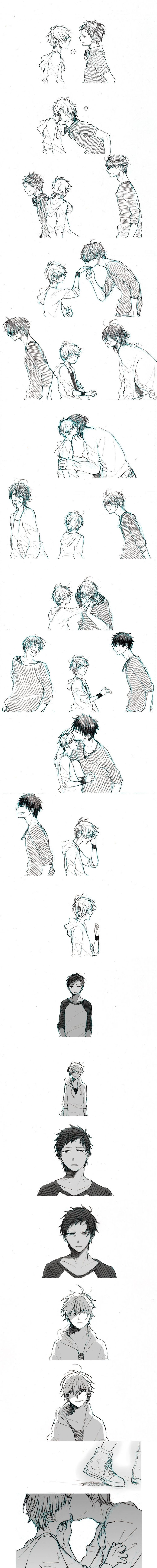 love this one so much wahh .゚☆(ノё∀ё)ノ☆゚.