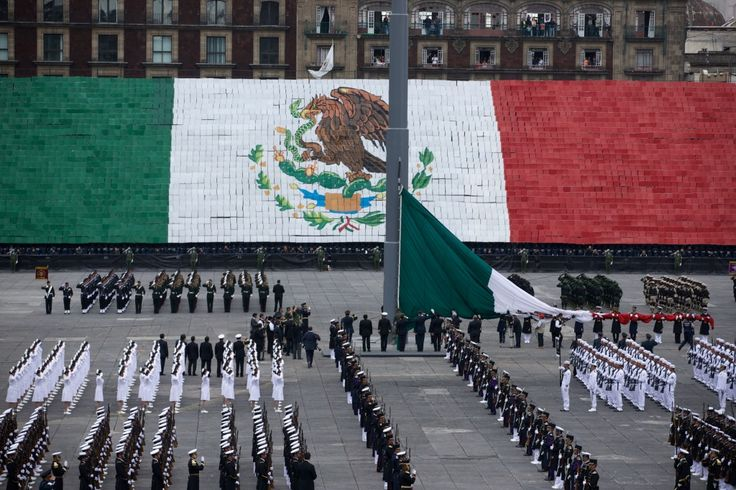 FOTOGALERIA: Desfile Militar por la Independencia de México   Excélsior