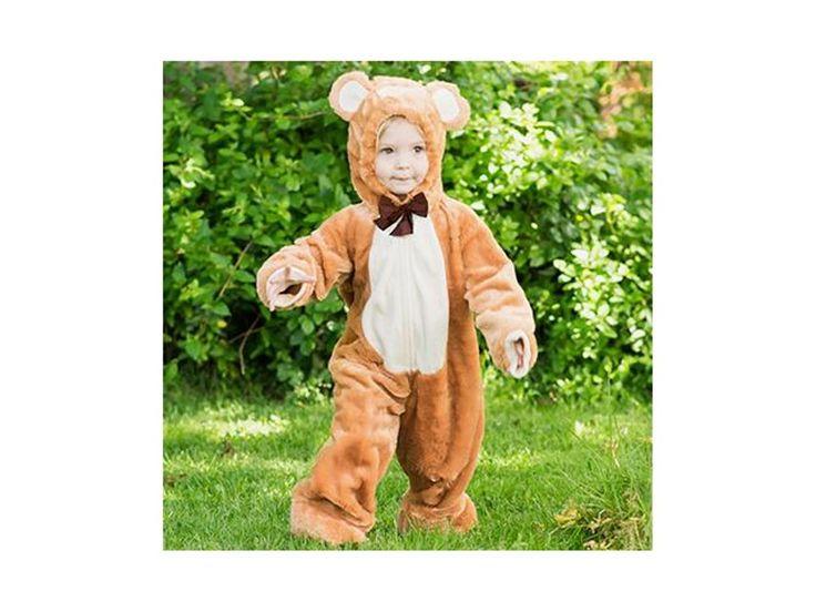 Travis Designs Toddler Teddy Bear Costume