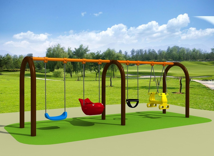 PLAYGROUND SWING GYM Swing set - A fantastic swing set for all ages. 6000 x 1500 x 2100  $1597.00  Visit us at www.playcubb.com.au