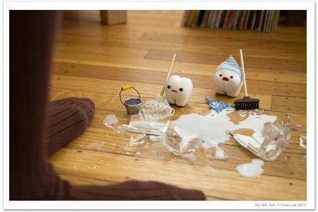 My Milk Toof by Inhae Lee