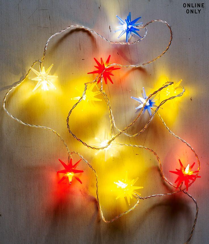 Starburst String Lights