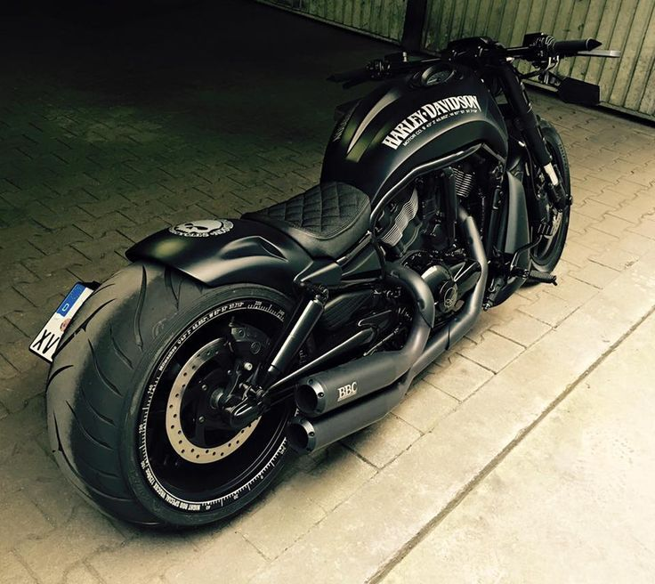 Harley-Davidson Night Rod Special – Motorräder – #HarleyDavidson #Motos #Nacht #R …   – bikes