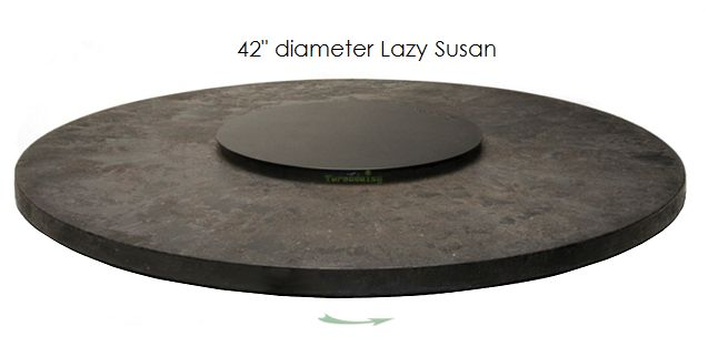 how to make a simple lazy susan