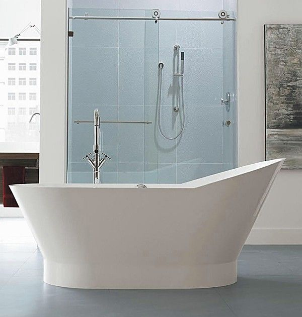 Freestanding Bathtubs  Amazoncom