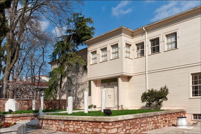 Galata Mawlavi House Museum Whirling dervishes every Sunday.