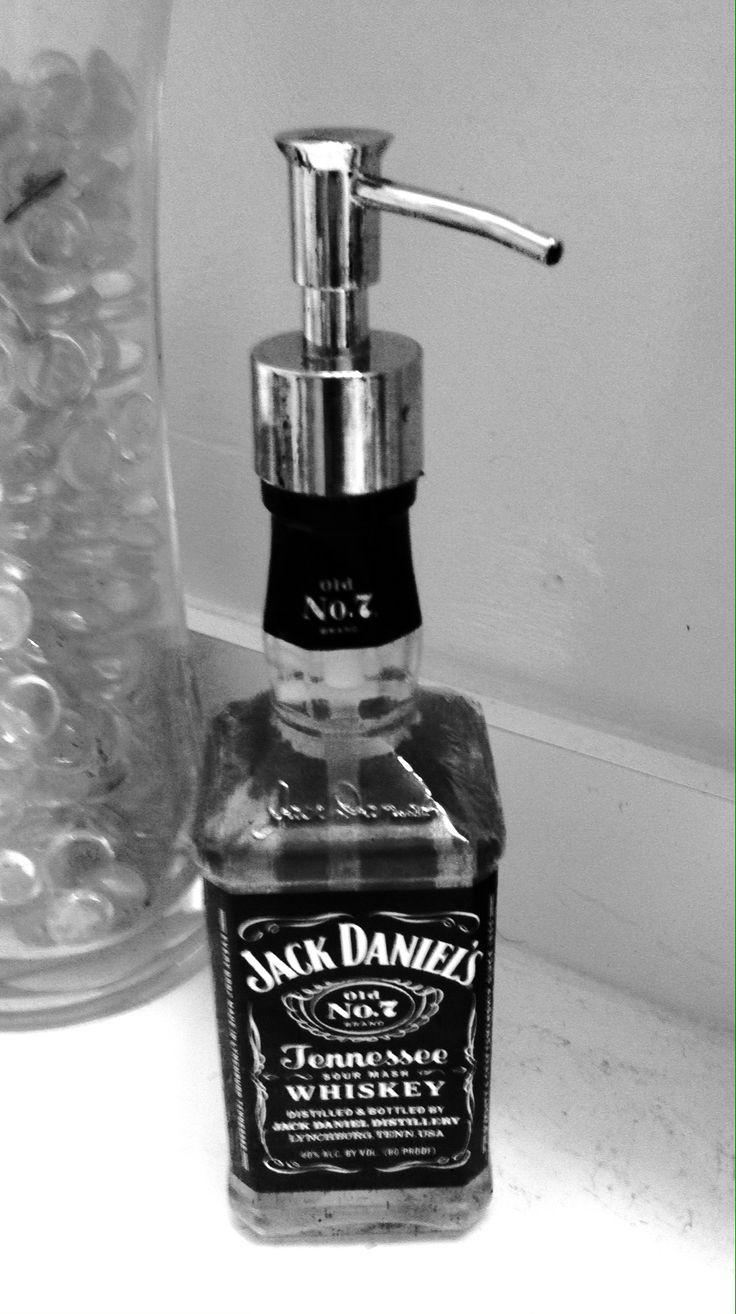explore jack daniels soap dispenser