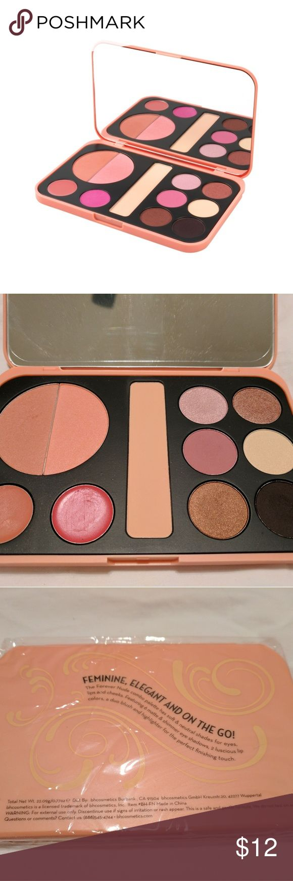 Selling this bh cosmetics Forever Nude makeup palette on Poshmark! My username is: red_passion1997. #shopmycloset #poshmark #fashion #shopping #style #forsale #bh cosmetics #Other