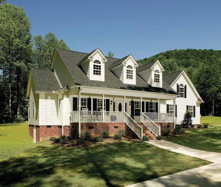 one story farmhouse plans three bedroom farmhouse - One Story Farmhouse Plans