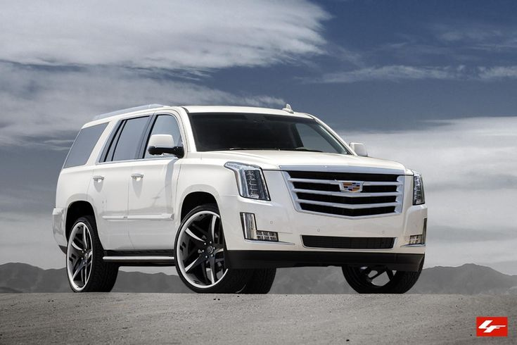 2018 Cadillac Escalade New exterior Look