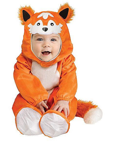 Baby Fox Infant Costume - Spirithalloween.com