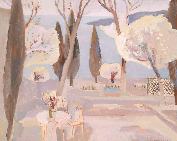 Spring garden Yuri Konstantinov