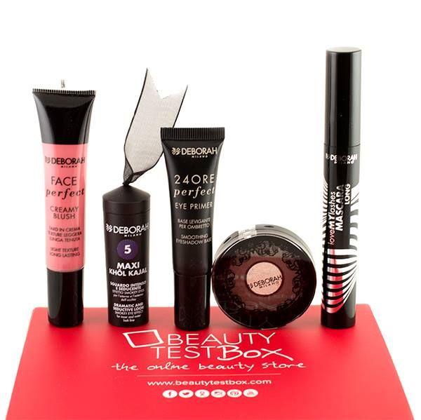 Το Deborah Milano Greece Beautytestbox, θέλει να είσαι εντυπωσιακή σε κάθε Midnight Summer Party και να έχεις βλέμμα που μαγνητίζει! Με τα 5 full size προϊόντα μακιγιάζ που θα βρεις στο κουτί ομορφιάς, θα δημιουργήσεις σαγηνευτικό μακιγιάζ ματιών, χωρίς να περάσεις ατέλειωτες ώρες μπροστά στον καθρέφτη.  Το Deborah Milano BeautyTestBox είναι διαθέσιμο στην τιμή των 18€ από τώρα 18/07/2017. Shop: http://www.beautytestbox.com/woman/deborah-milano-beautytestbox #beautytestbox…