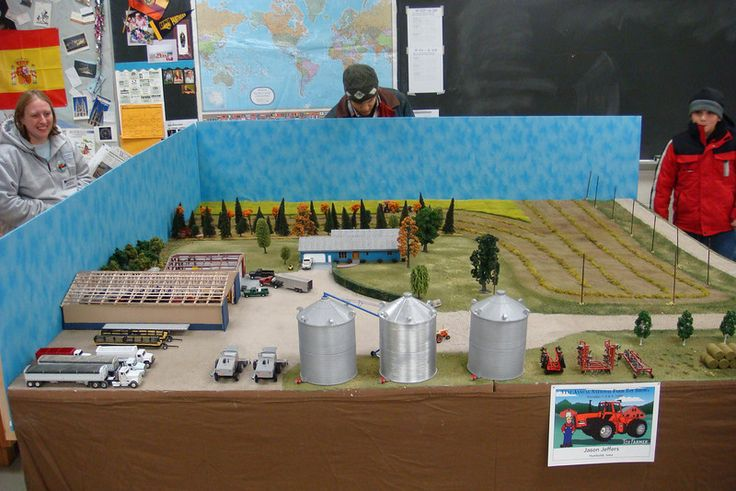7 best images about farm display ideas on pinterest 10 for 1 64 farm layouts