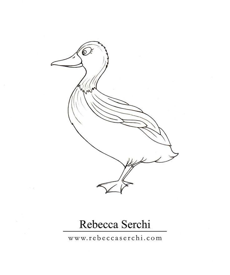 Serafina l'Anatra di Bagno a Ripoli