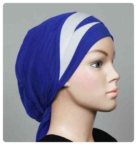 Hijab Caps Envelop Pleat, $6.99