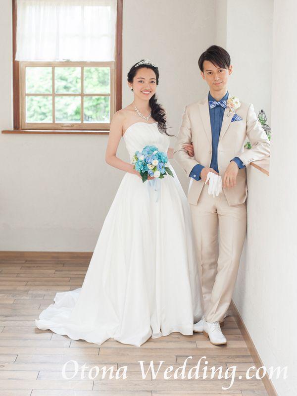東京青山でレンタルウェディングドレスが超長期レンタルで激安格安、海外挙式の花嫁に人気なのは青山の大人ウェディング.com