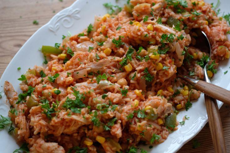 Cajunmaten fra sørstatene i USA er særlig kjent for sin enkle og landlige mat som tar utgangspunk...