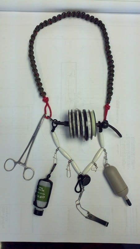 1000 images about fly fishing lanyard on pinterest for Diy fly fishing