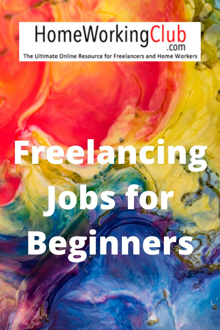 """Freelancing Jobs for Beginners A """"Back to Basics"""" Guide"""