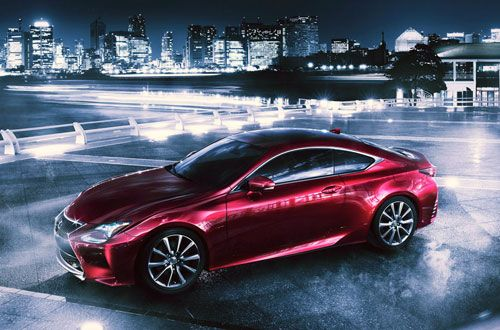 Lexus RC: 'Top model' oriental. Lexus se adentrará en el atractivo segmento de las berlinas cupé con el 'top model' RC (Racing Coupe), que será rival del Audi A5, BMW Serie 4 y Mercedes-Benz Clase C Coupé. El japonés debutará en el Salón de Tokio el 20 de noviembre.