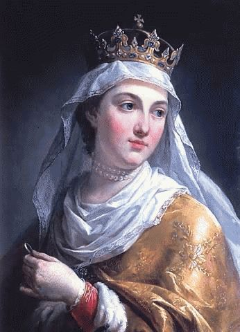 King Jadwiga of Poland (1373-1399)  How unusual was it for a women to be a ruler in 14th century Europe? So unusual that she took the title of king - a queen would have inherently been a consort to a king, and Jadwiga was the ruler of Poland in her own right.