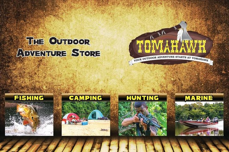If you want to go on an Outdoor Adventure deep in the Jungle or out on the River ... the best gear you can get for Fishing, Hunting, Camping or Marine is at TOMAHAWK The Outdoor Adventure Store of Suriname !!  #suriname #popularplaces #caribbean #beautiful #amazing #travel #places #nature #landscape #beautifuldestinations #beautifulplaces #bestplacetogo #destinations #populardestinations #naturelover #rainforest #jungle #amazone #southamerica