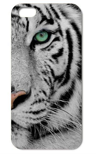 Король од дерева черно-белый узор тигр чехол для iphone 5 бесплатная доставка оптовых