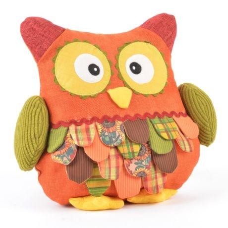 Inspiration: Orange Owl Pillow | Kirkland's