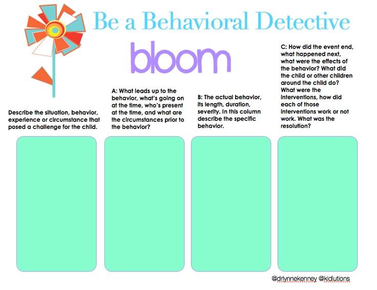 18 best child behaviour images on pinterest child behaviour be a detective behavior managementclassroom fandeluxe Gallery