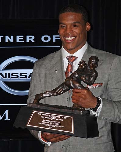 Cam Newton - that smile! Remember nothing really worth having comes easy-he is inspiring!