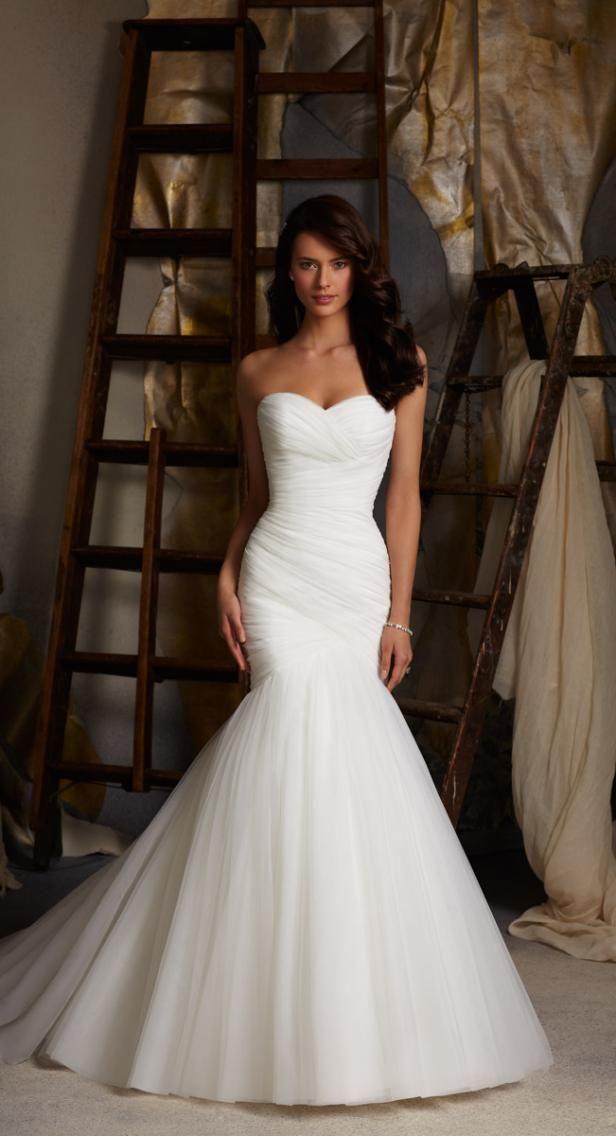 107 best Morilee Bridal images on Pinterest | Short wedding gowns ...