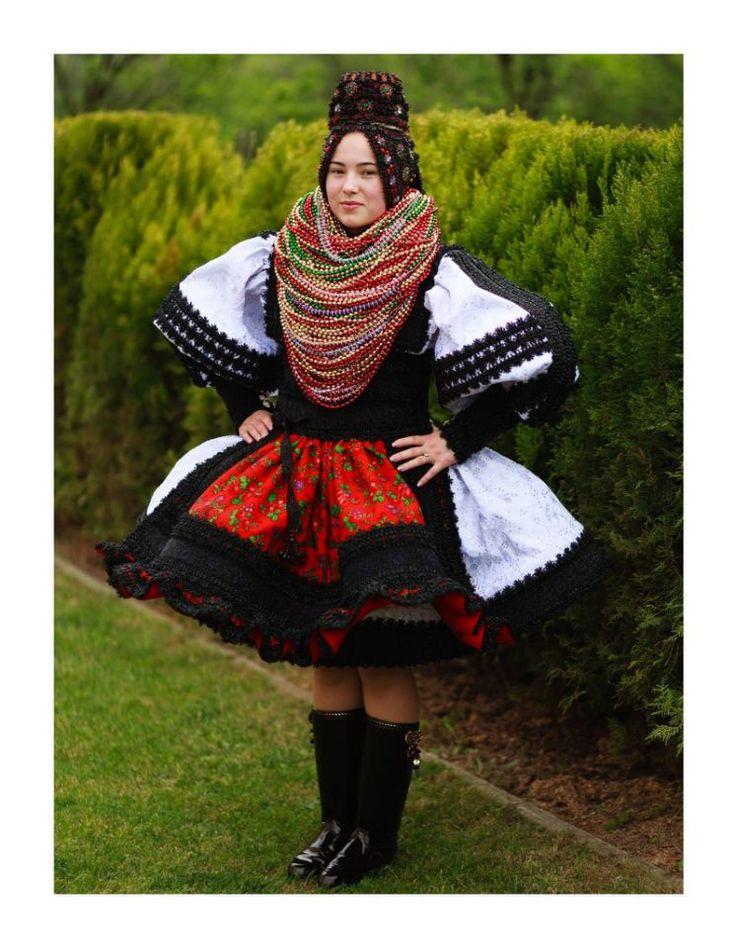Chica rumana