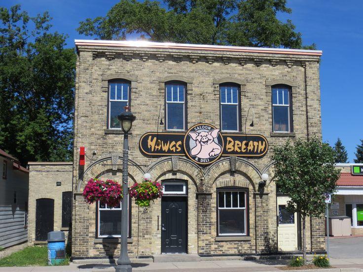 Hawgs Breath Saloon, 896 Queen Street, Kincardine, ON