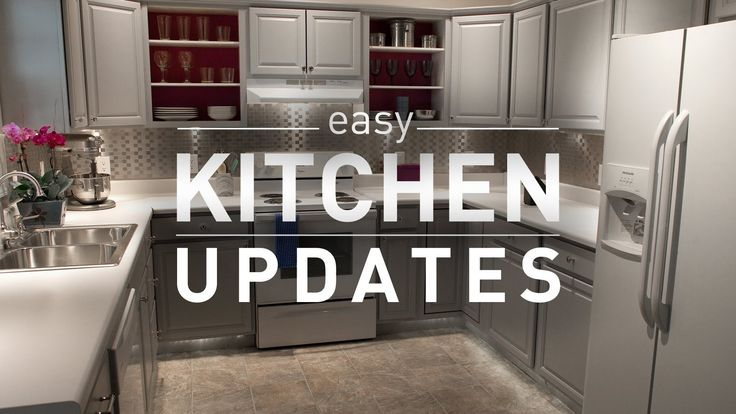 Budget Friendly Kitchen Makeover: Budget-Friendly Kitchen Makeover From Lowe's