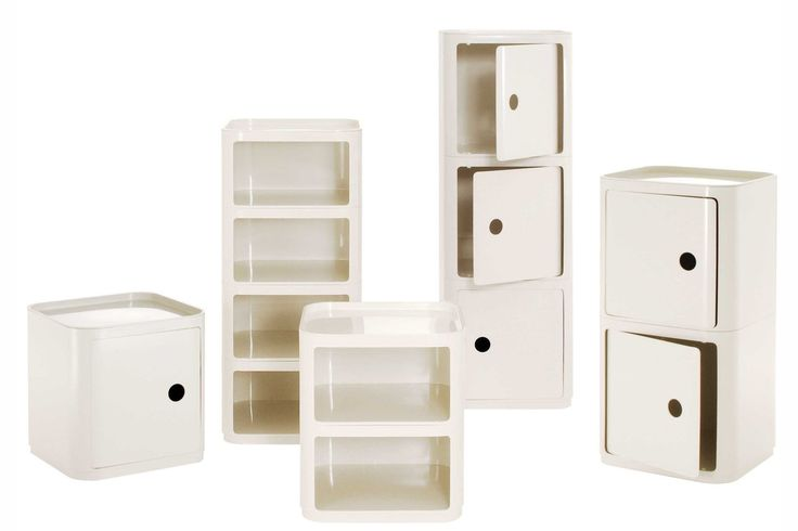 Office :: Storage :: Componibili Square - | Space Furniture