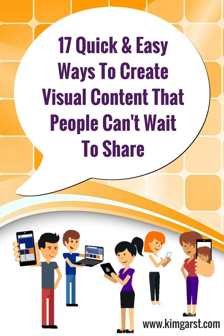 7 best free ebooks images on pinterest social media marketing 17 quick and easy ways to create visual content ebook fandeluxe Choice Image