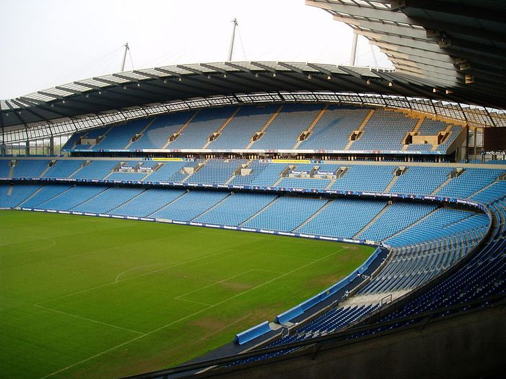 Etihad Stadium, Manchester, England