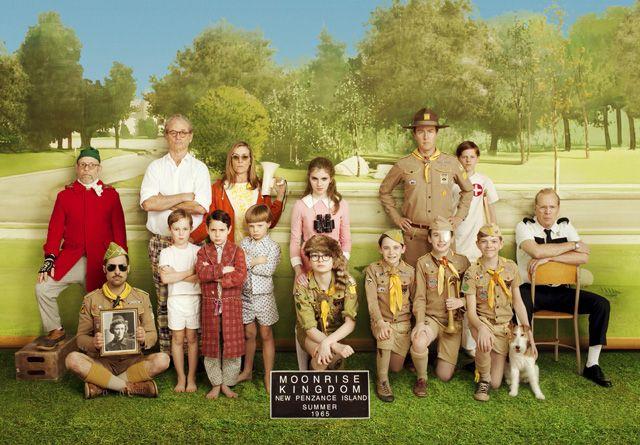 今週末見るべき映画「ムーンライズ・キングダム」の画像