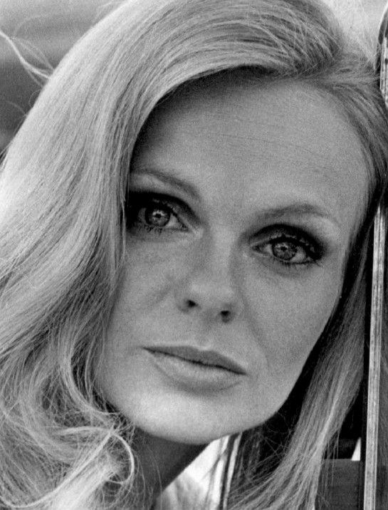 Lynda Day George, star of MISSION: IMPOSSIBLE, THE SILENT FORCE, and more. Spouse of Chris George.