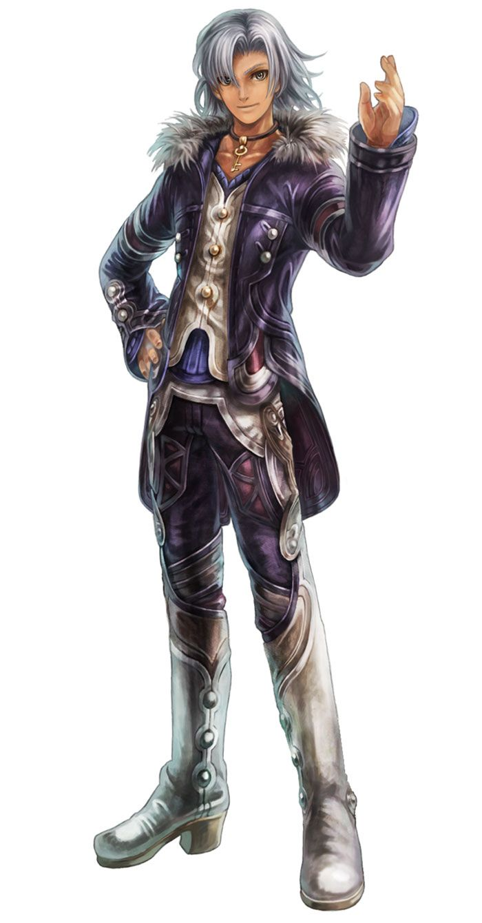 Character Design Xenoblade : Alvis xenoblade chronicles my anime and video game