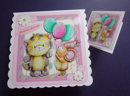 Cat and Mouse on Craftsuprint - View Now!