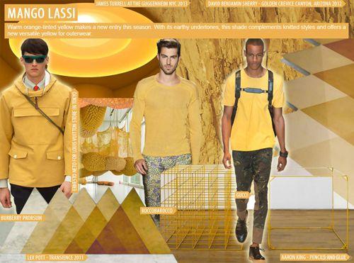 SS 2016 Mens Key Color, mango lassi - Pantone Fashion ...