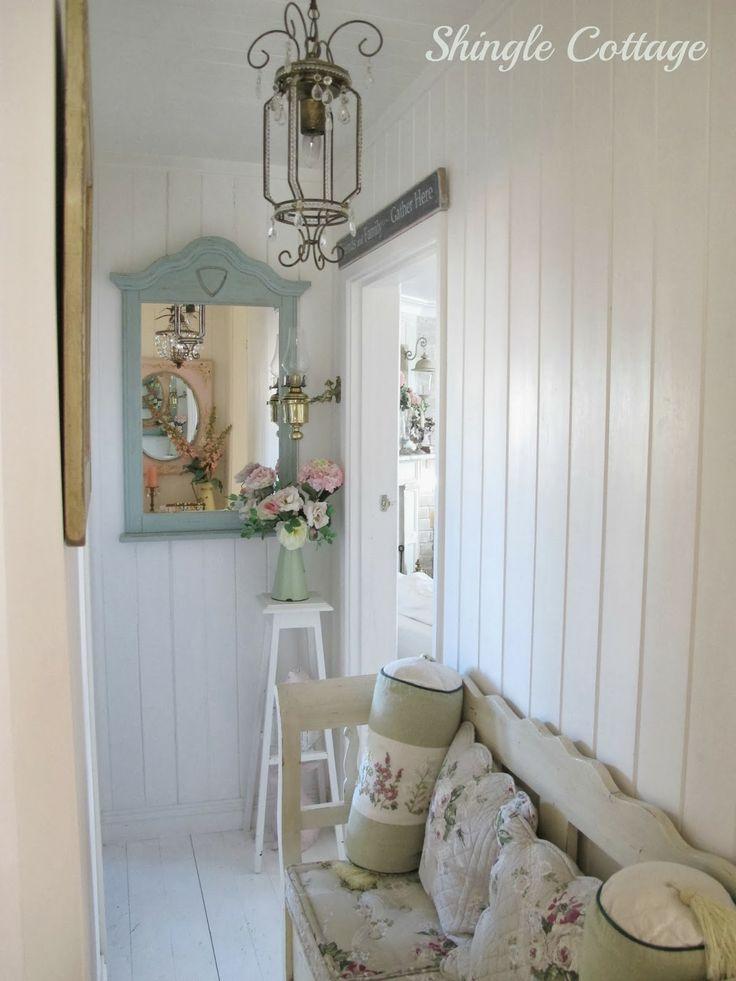 1000 images about hallway decor ideas on pinterest - Country cottage hallways ...
