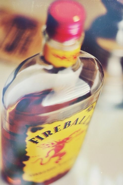 that fireball whiskey whispers.